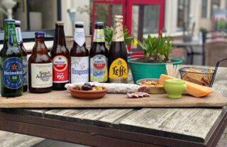 picknickmand bier